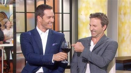 'Franklin & Bash' stars: Show is based on KLG, Hoda - TODAY.com