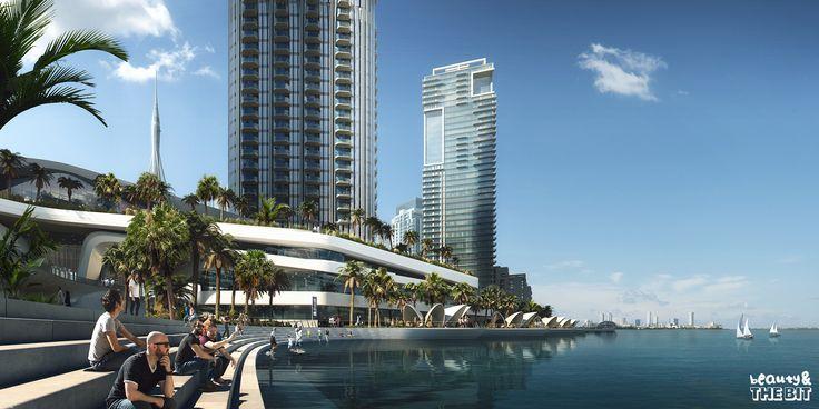 Dubai Creek Harbour, EMAAR Properties, UAE, 2016