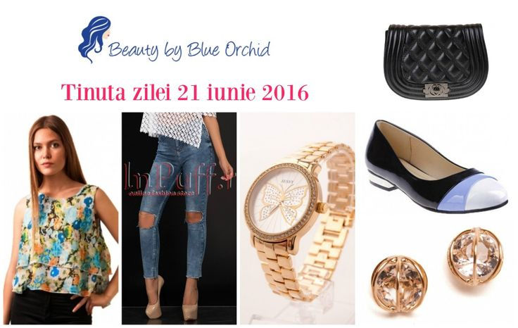 Tinuta zilei - 21 iunie 2016 - Beauty by Blue Orchid