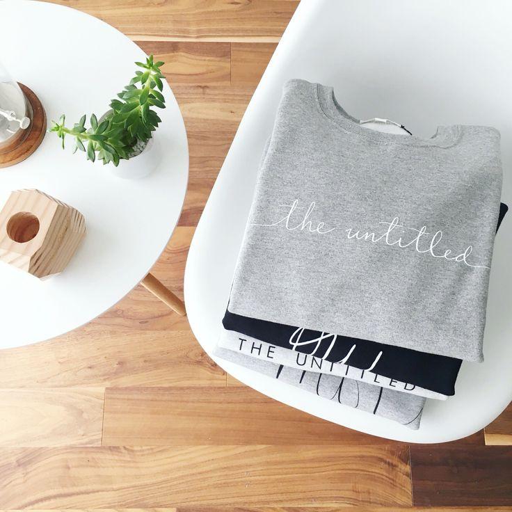 The Untitled Shop sweatshirts #theuntitledshop #fashion #fashiondiaries #lookbook #mystyle #ootd #outfit #ootdwatch #style #stylegram #styleinspo #streetlook #streetstyle #streetfashion #wiwt #whatiwore #calligraphy #moderncalligraphy #sweatshirt