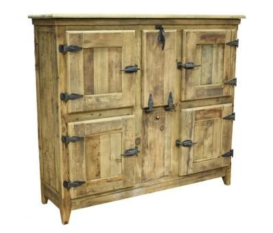 Block and Chisel York Pantry Cupboard Sml