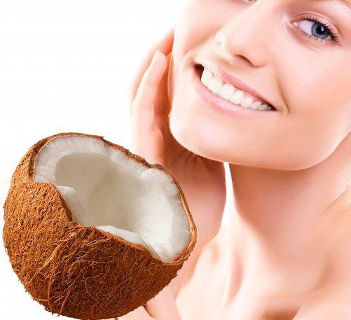 Ванильно-кокосовый мусс для тела
