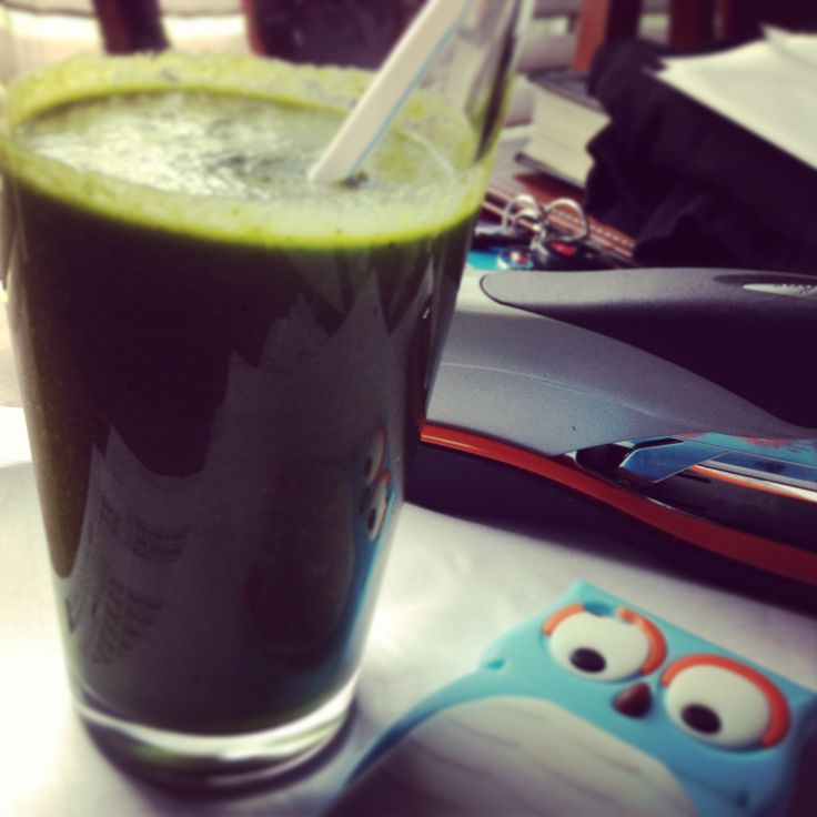 Mike's green power drink... Delish   Living lean cookbook , The dolce diet