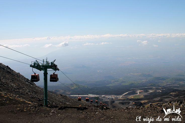 Excursión al Etna (2014) - El Viaje de mi Vida