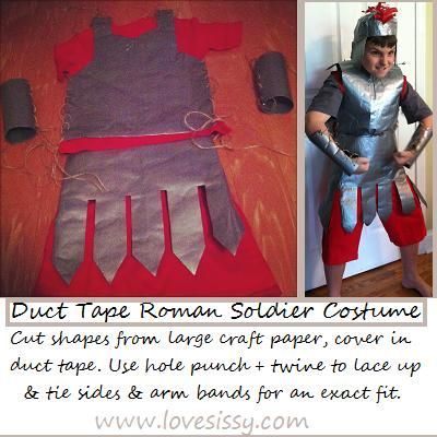 roman guard costume - Google Search