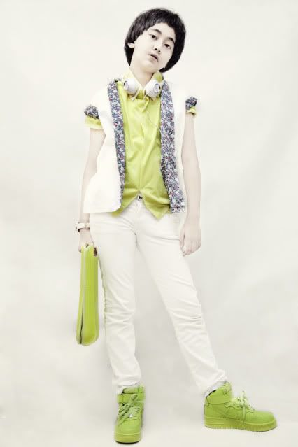 nice suit from Evita Nuh
