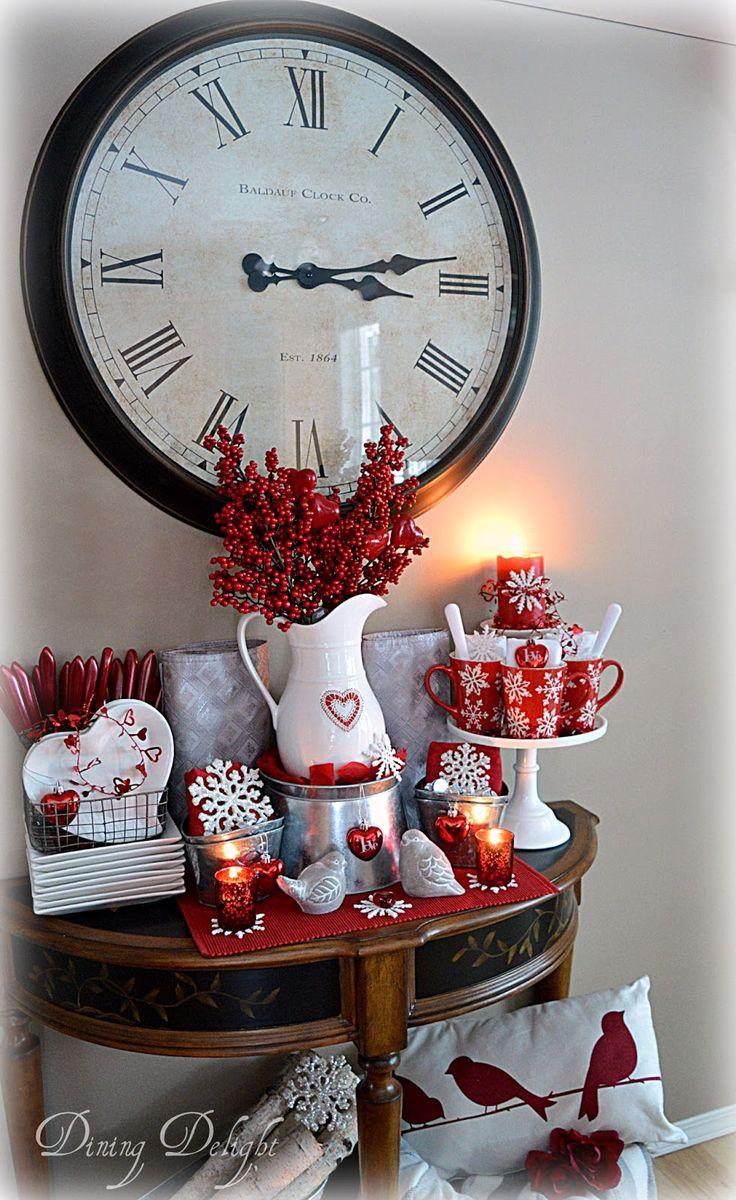 Images about valentine mantels decor on pinterest