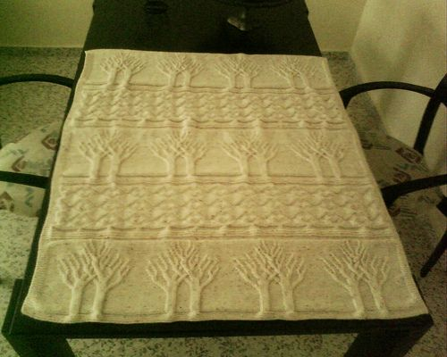 Tree Of Life Knitting Pattern Afghan : debbilynn42s Wedding Afghan Trees, Projects and Of life