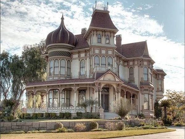 Les 214 meilleures images du tableau victorian house sur for Architecture victorienne