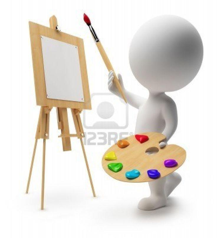 Schilderen = Techniek waarbij men met verf door middel van vlekken en vlakken een voorstelling maakt.