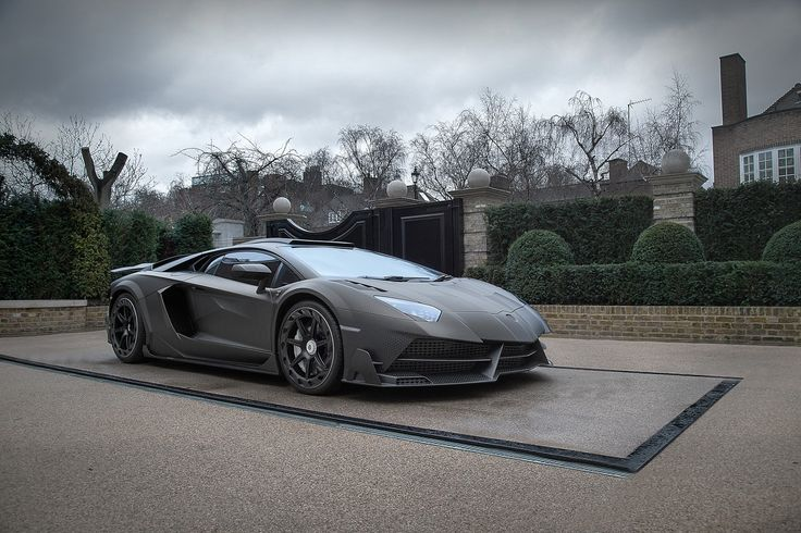 "Automobiles Lamborghini Aventador Superveloce J.S. 1 Edition : l'unique version ""full carbon"" par Mansory ! - http://lesvoitures.fr/lamborghini-aventador-superveloce-j-s-1-edition-lunique-version-full-carbon-par-mansory/"