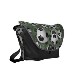 Soccer Ballz! Courier Bag