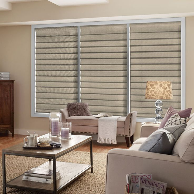 Premium Solid Blackout Roman Shades from SelectBlinds.com