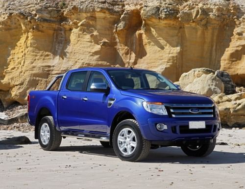 Ford Ranger T6 2012 2013 Workshop Service Repair Manual