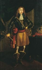 Afonso VI (1643 - 1683). Son of Joao IV and Luisa de Guzman.