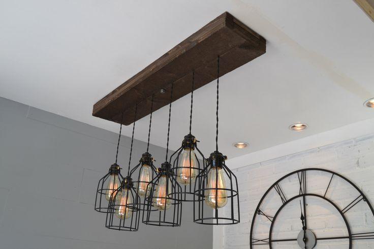 17 beste idee n over keuken kroonluchter op pinterest verlichting verlichting idee n en - Meubilair outdoor houten keuken ...