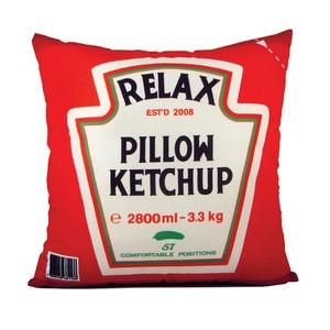 Ketchup Pillow: Creative Pillows, Relaxing Ketchup, Mustard Pillows, Relaxing Mustard, Ketchup Pillows, Almofada Ketchup, Products, Almofada Relaxing, Pillows Ketchup