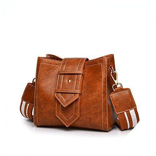 526ff71f69bf Nodykka Designer Women's Cross Body Bucket Handbag Retro Small ...