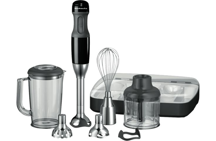 Shop Online for KitchenAid 5KHB2569AOB KitchenAid Artisan Deluxe Hand Blender Onyx Black and more at The Good Guys. Grab a bargain from Australia's leading home appliance store.