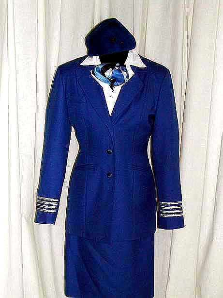 beroepskleding uniformverhuur stewardess politie piloot marine 66