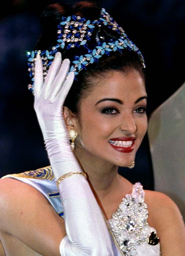 Aishwarya Rai: Miss World 1994 (India)