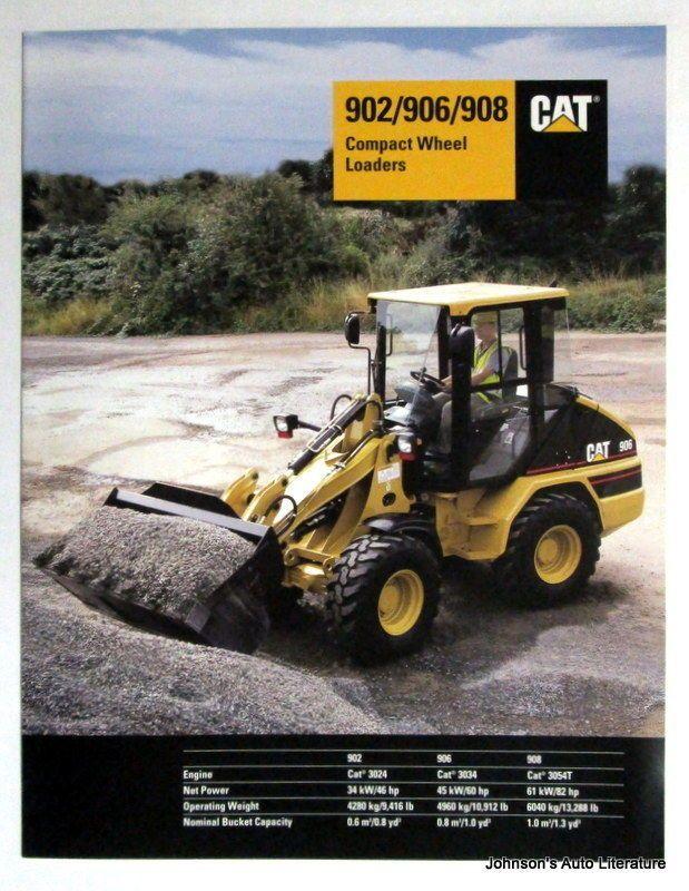 11 best spot uv brochure images on pinterest brochure cover caterpillar 2003 902906908 construction brochure cat brochure fandeluxe Image collections