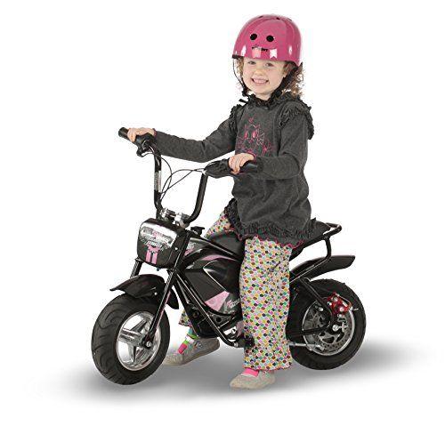 Monster Moto 250 Watt Electric Mini Bike - MM-E250-PR - Big Sale Online Shopping USA