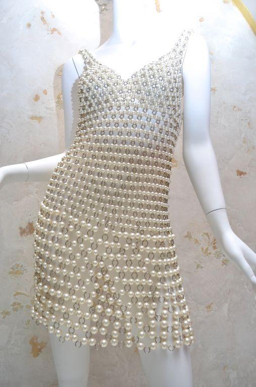 Paco Rabanne Vintage Dresses