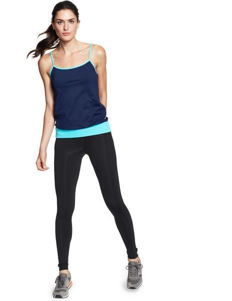 New Boden Active Strappy Tank Wi002 Workout At Boden Size 8 Fashion