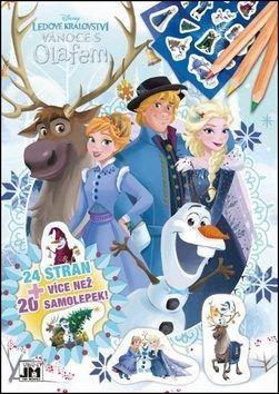 Vánoce s Olafem - Sešit A4+ - neuveden