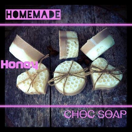 Honey Choc Soap