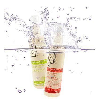 NOWOŚĆ - lekkie mleczka w dobrze znanych aromatach: trawa cytrynowa i kokos oraz żurawina i cytryna!