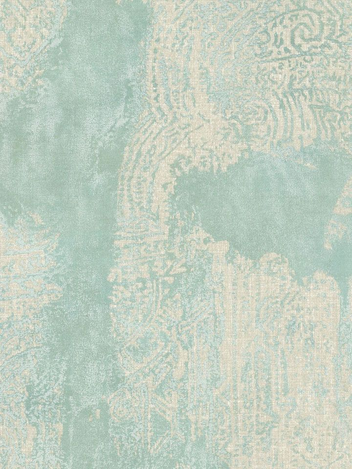 Best 25 aqua wallpaper ideas on pinterest anna french wallpaper wallpaper ideas and girls - Turquoise wallpaper for walls ...
