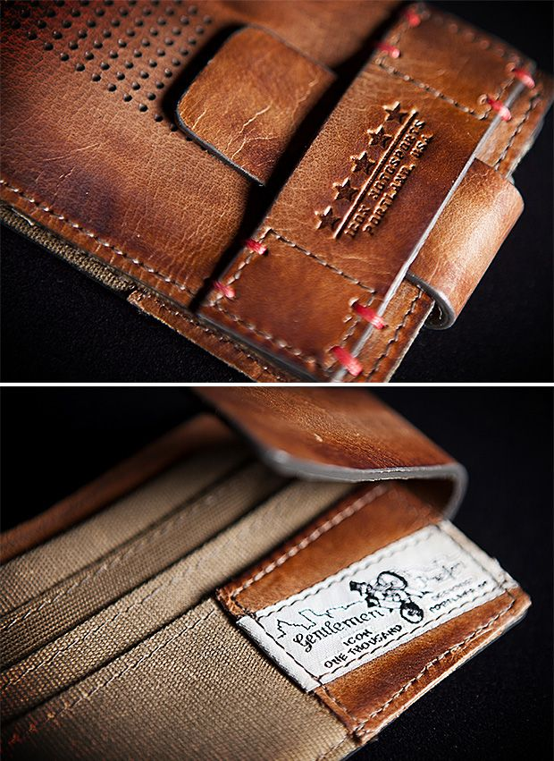 ICON 1000 Navigator Wallet…Badass Billy likes this wallet but Do Not Put It In Your Back Pocket…it's not good for you!!!!