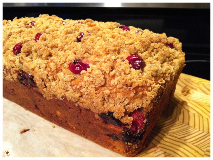 Cranberry Almond Streusel Coffee Cake | Desserts and Sweets | Pintere ...