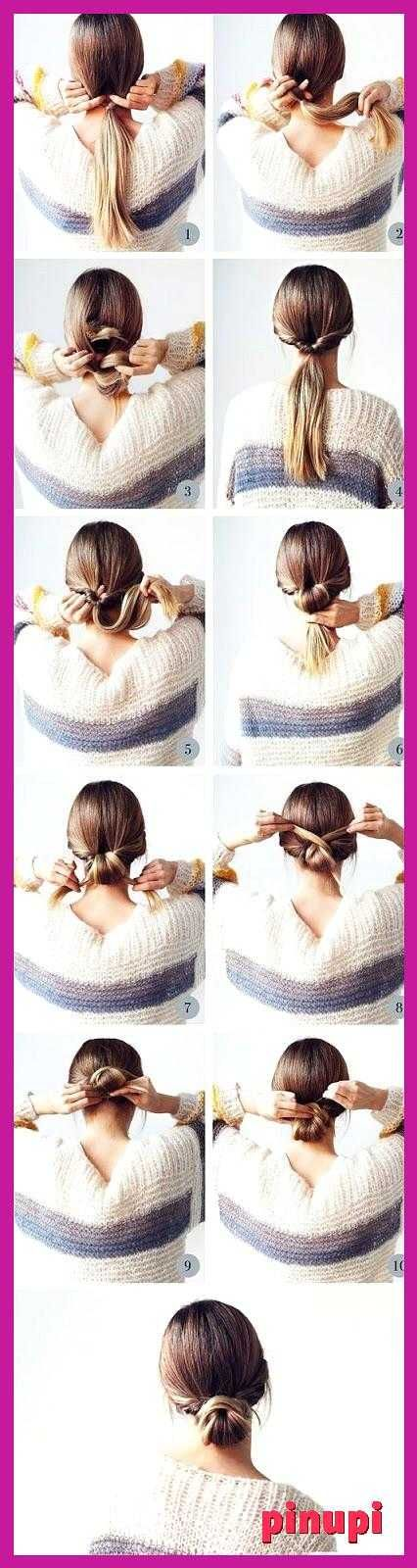 Check out our collection of easy hairstyles step by step diy You will get hairstyles step by step tutorials easy hairstyles quick lazy girl hair hacks...