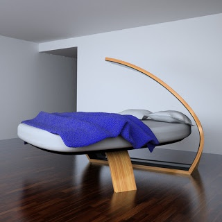 interior design: Modern and Unique Bed Designs