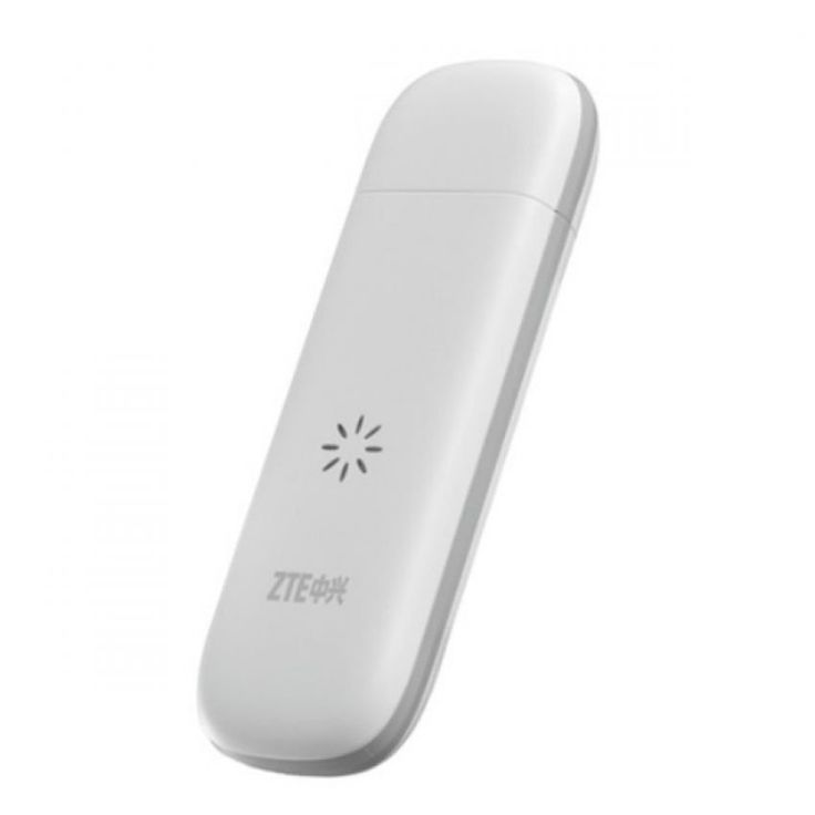 ZTE Modem Bolt MF825A Unlock All GSM   Perdana Bolt 8GB - Putih