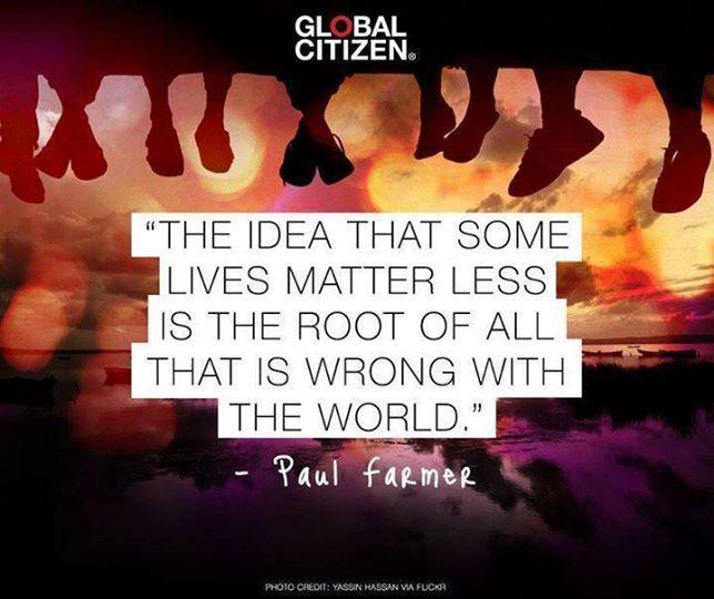 Paul Farmer quote