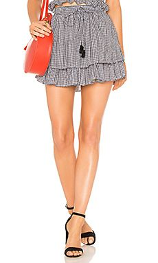 New MAJORELLE Calypso Skirt online. Find the  great ASTR Clothing from top store. Sku ggst24987kjbr50137