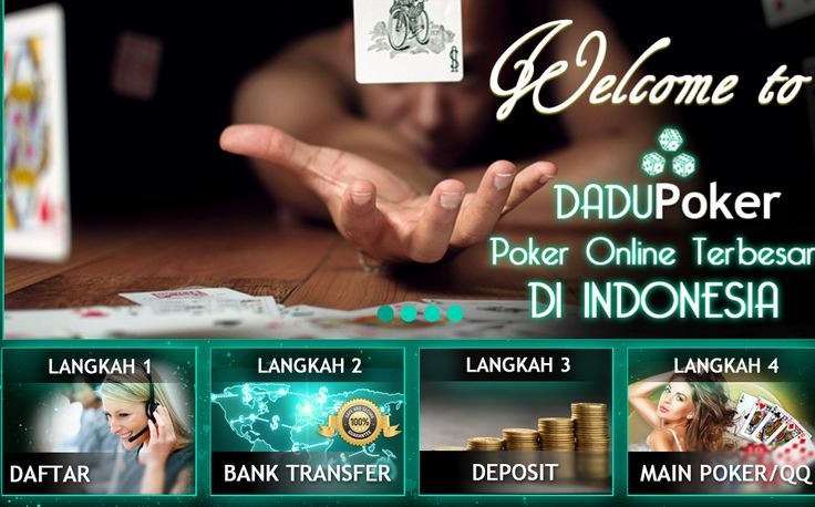 Dadupoker.com Agen Judi Poker Domino BandarQ Online Terpercaya di Indonesia