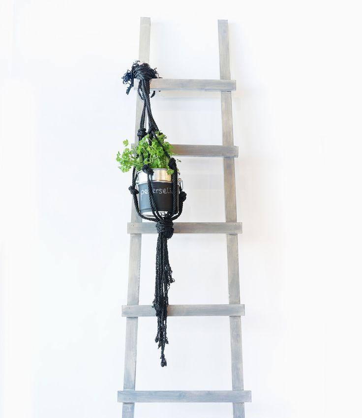 DIY Decoratieve ladder zelf maken