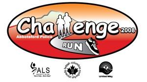 Abbotsford Police Challenge Run  September 19th 2009  5km