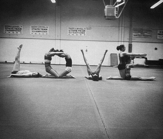 Джанейра в гимнастике фото 660-703