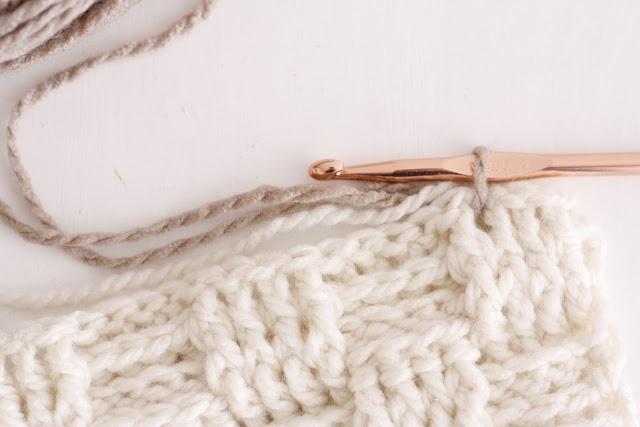 [ basketweave crochet pattern ]
