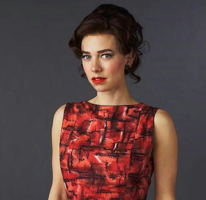 Vanessa kirby, princesa margarita de inglaterra