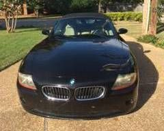 Used 2004 BMW Z4 For Sale - $13,000 At  Greenwood, AR  Contact: 479-226-2552  Car ID:  57995