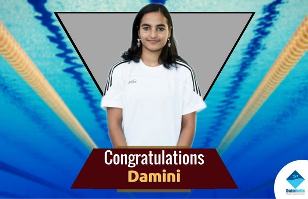 Damini Gowda, Wishes for Your Continued Success from #SwimIndia!  Congratulations on being honoured with the 2016 Karnataka Olympic Association (KOA) award.  View the list of sportspersons who received the awards in respective sports