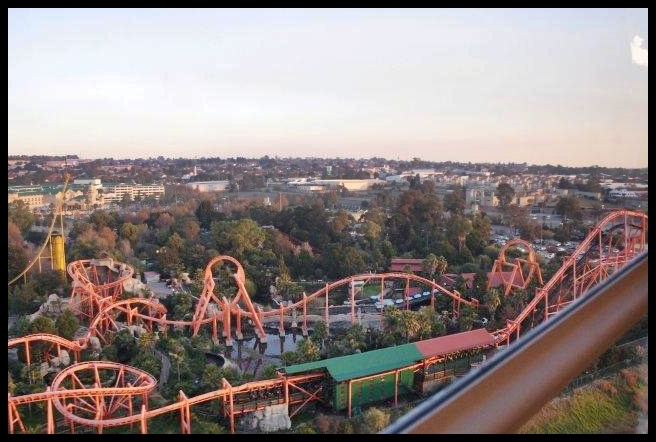 Gold Reef City!