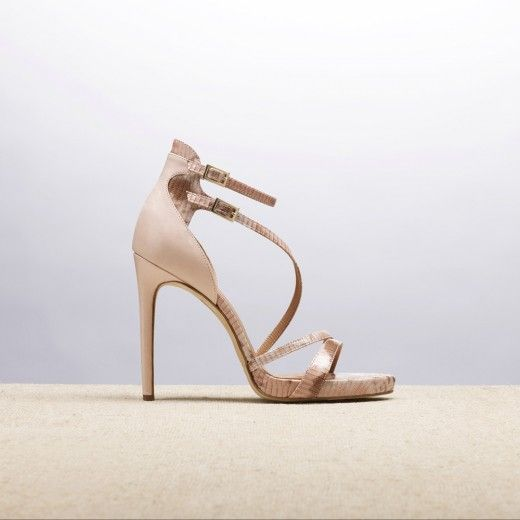 LABYRINTH PALE PINK _ SPRING SUMMER 2015 COLLECTION | #altiebassi #spring #summer #2015 #sophisticated #italianshoes #woman